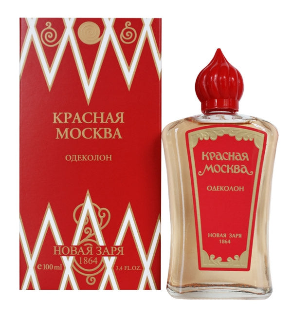 "Perfumery water ""Red Moscow"" screw top 100 ml (1704)"