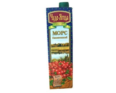 Wonderberry Cranberry Mors, 33.81 oz / 1 liter