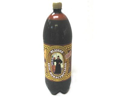 Monastery Kvass with Honey, 67.6 oz / 2 L