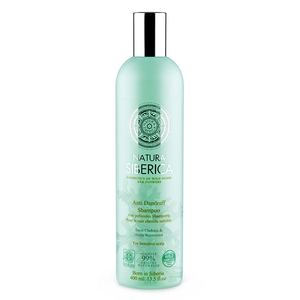 Shampoo Hair for Sensitive Scalp with Oak Moss and Arctic Wormwood, 13.52oz/400ml