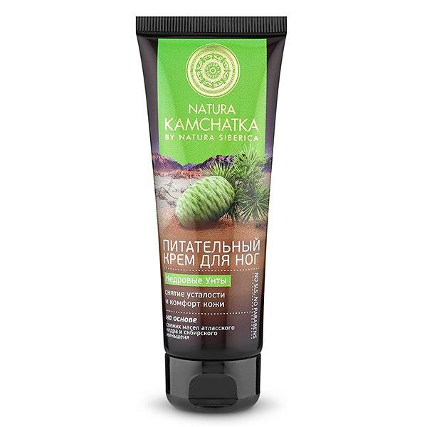 Nourishing Foot Cream, Cedar Boots, 2.53 oz/ 75 ml