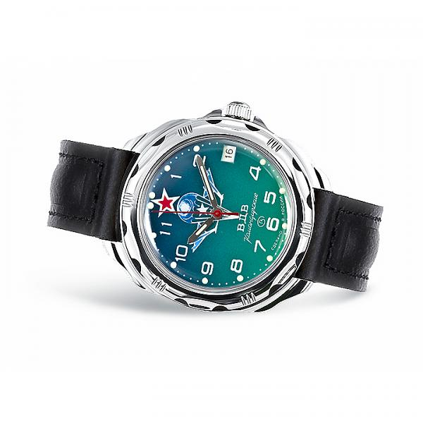 Vostok Komandirskie Military Russian Mechanical Watch Commander VDV (211818)