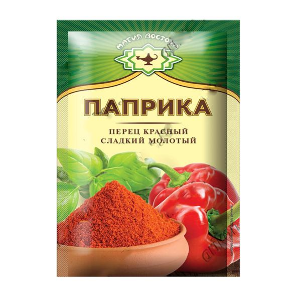 Paprika Seasoning, 0.32 oz / 10 g