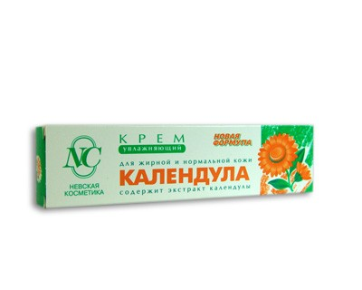 Kalendula moisterizing cream, 1 oz/ 30 Ml