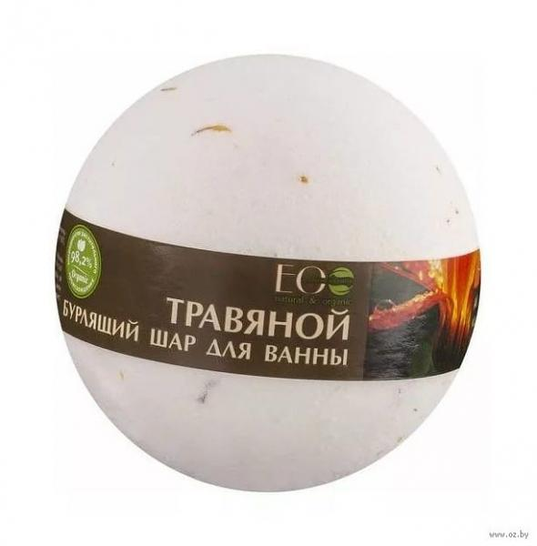 "Bubble Bath Bomb ""Primula and green tea"", 220gr / 7.76 oz"