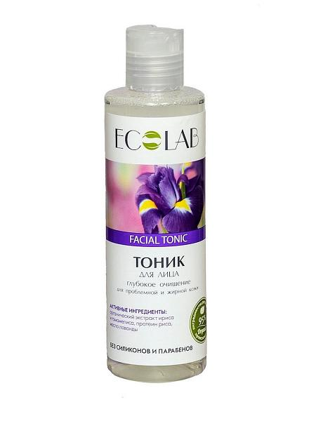 Facial Toner Deep Cleansing for problem and oily skin, 6.76 oz / 200 ml
