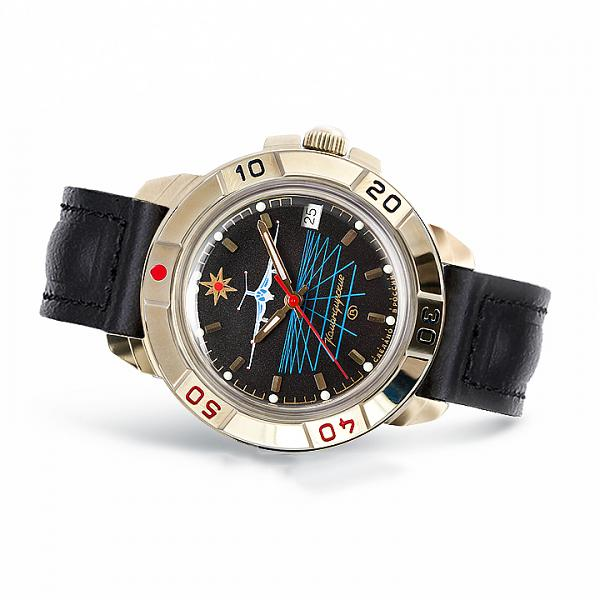 Vostok Komandirskie Military Russian Mechanical Watch Commander (439499)