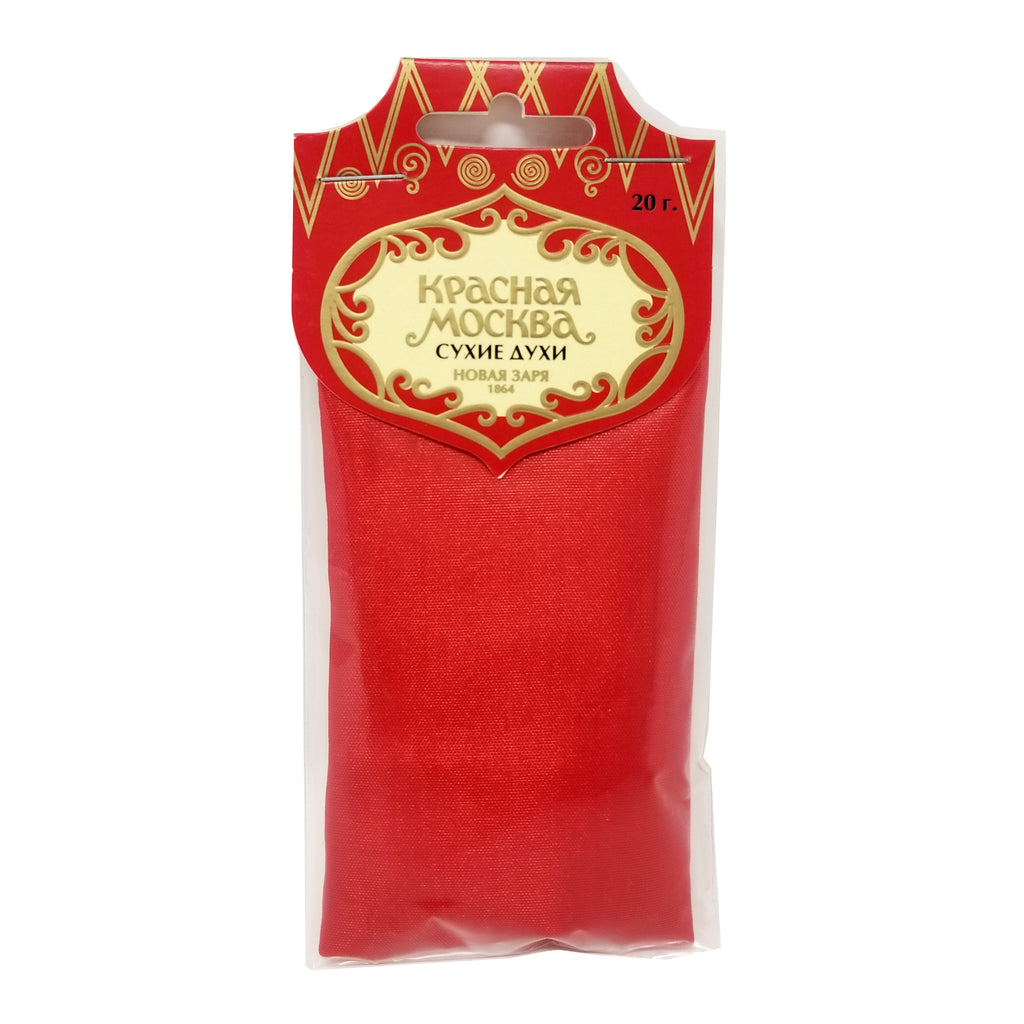 "Dry perfume ""Red Moscow"" 20g"
