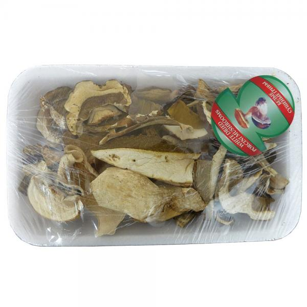 White Dried Porcini Mushrooms, 1.76 oz/ 50 g