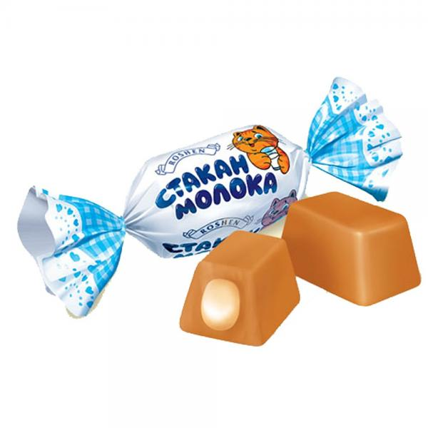 "Caramel ""Glass of Milk"", 0.5 lb / 0.22 kg"