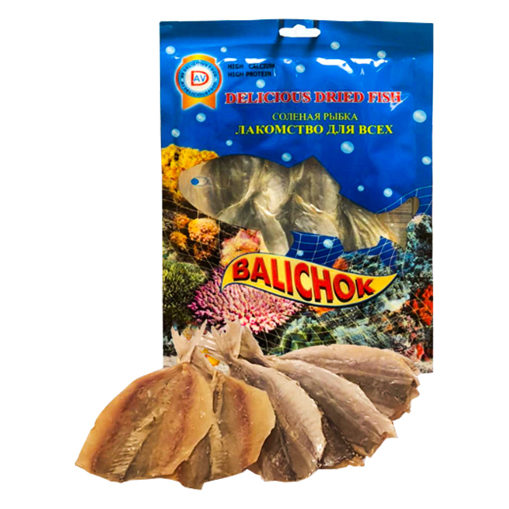 "Delicious Dried Fish ""Balichok"", 3.17 oz / 90 g"