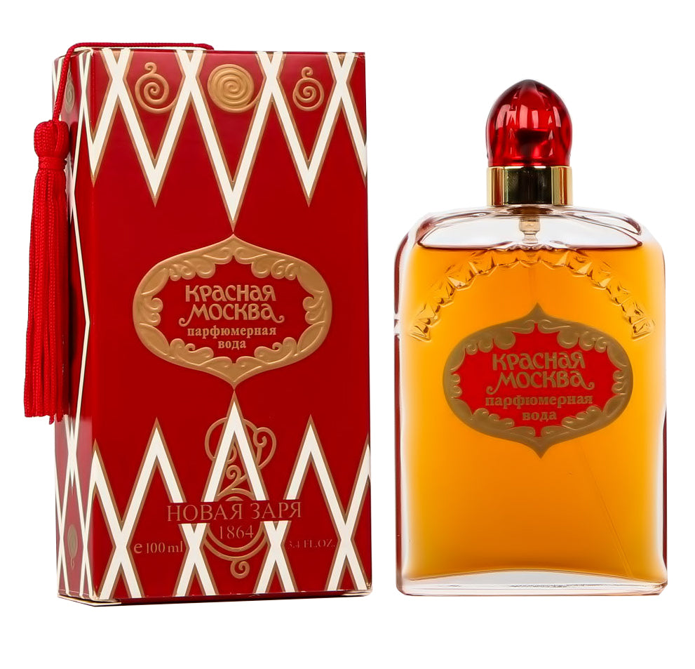 "Perfume Water Red Moscow ""Krasnaya Moskva"" 100ml  (1492)"
