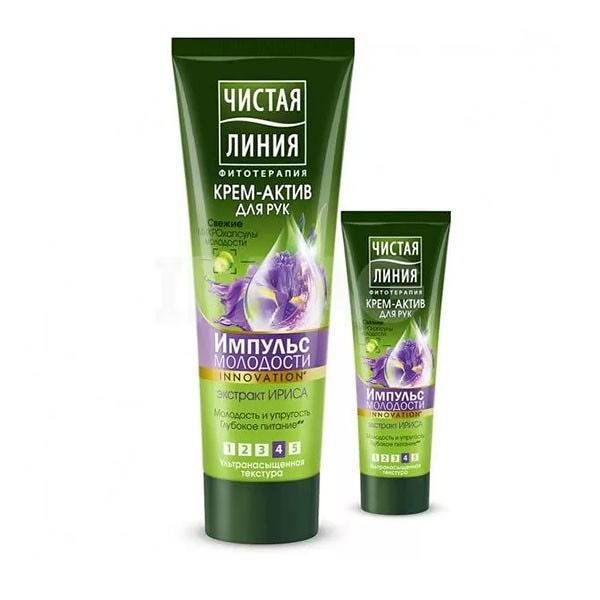 "Innovative Hand Cream ""Impulse of Youth"" with Iris Extract, 2.54 oz/ 75 ml"