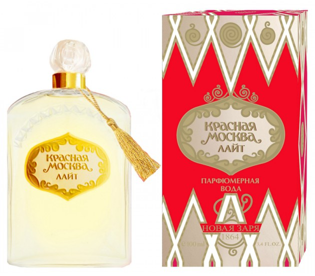 "Perfume Water Red Moscow ""Krasnaya Moskva"" 100ml (1522)"