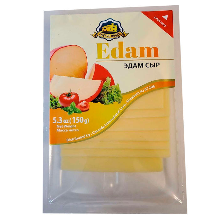 Edam cheese, 0.33 lb/ 150 g