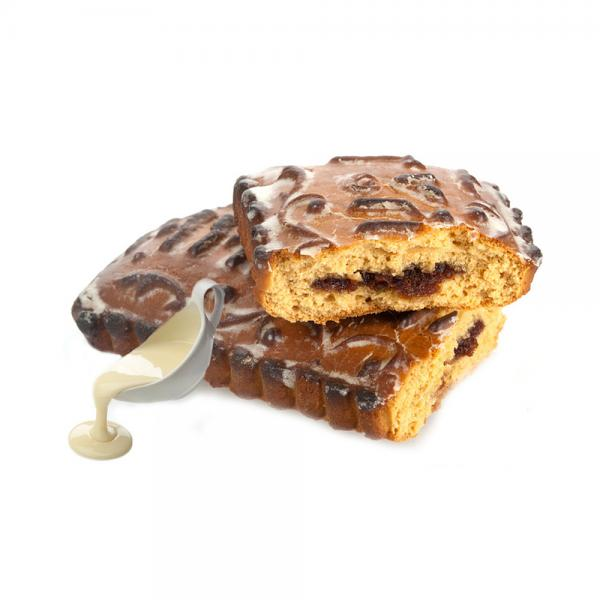 Tula Gingerbread with Cooked Condensed Milk Filling, 4.93 oz / 140 g