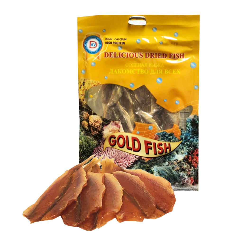 Delicious Dried Gold Fish, 3.17 oz /90 g