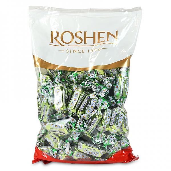 "Roshen Gourmet Chocolate Candy ""Camomile"", 2.2 lbs / 1 kg"