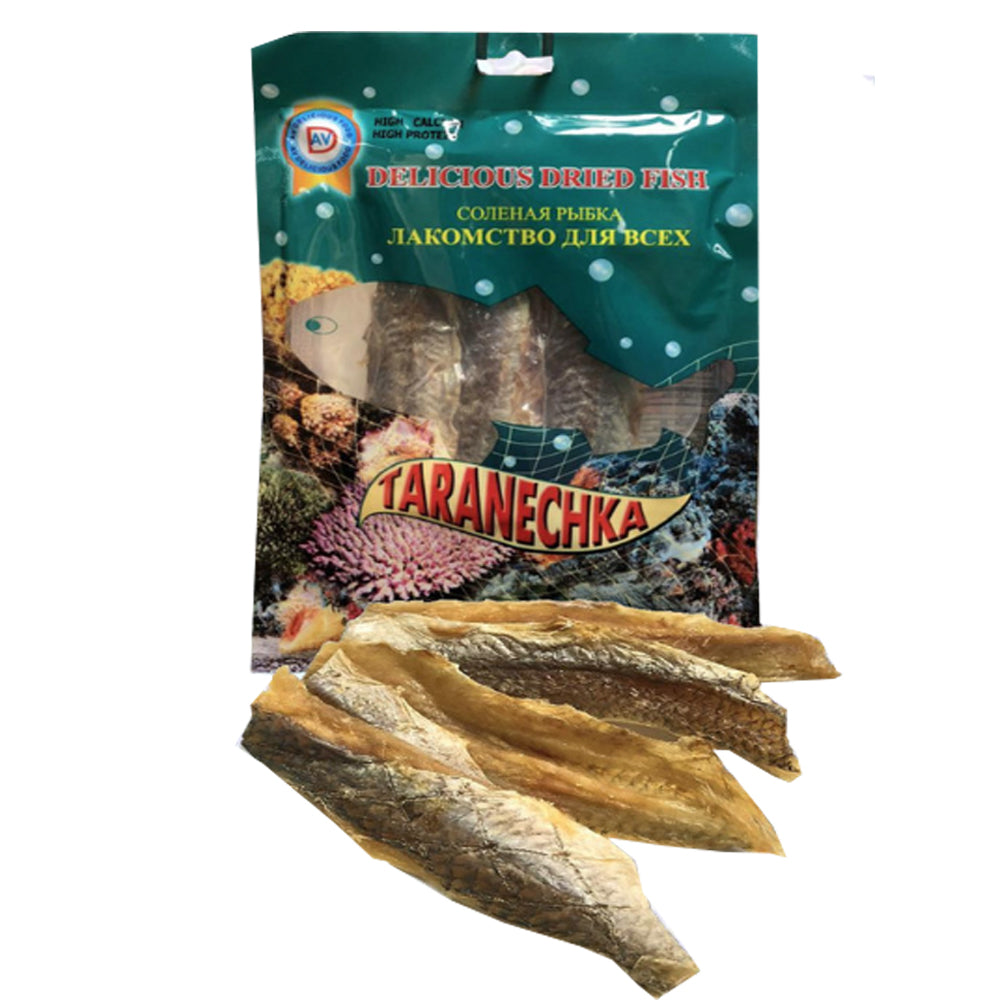 "Delicious Dried Fish ""Taranechka"", 3.17 oz / 90 g"