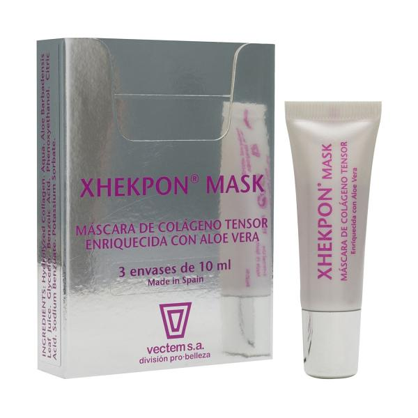 Collagen Facial Mask XHEKPON, 3 X 10ml