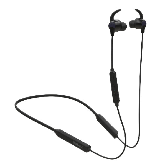 SPORTING STYLE AROUND THE NECK EARPHONE ( ANC 806B )