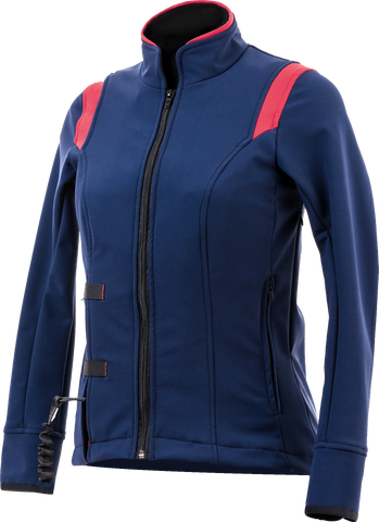 Airshell Blouson - Blue Red