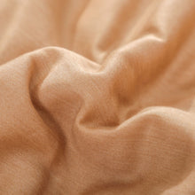Load image into Gallery viewer, 100% Natural Colored Plant-Based Cotton Quilted Comforter (Golden Brown)