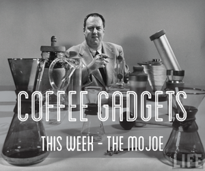 Coffee Gadgets - a new series