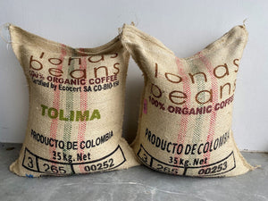 Colombia - Tolima Gaitania - Fair Trade Organic