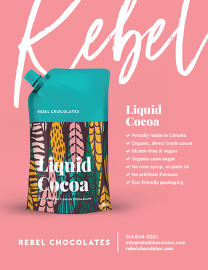 Rebel Liquid Cocoa