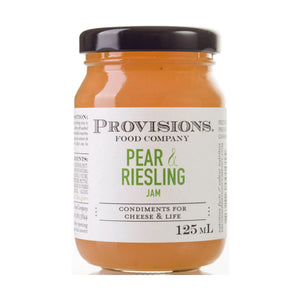 Pear & Riesling Jam - Provisions
