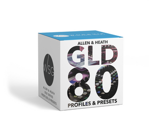 Allen & Heath GLD Show Files & Presets Combo - WorshipSoundGuy