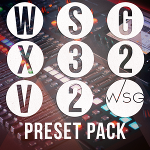 X-32 Presets Package - WorshipSoundGuy