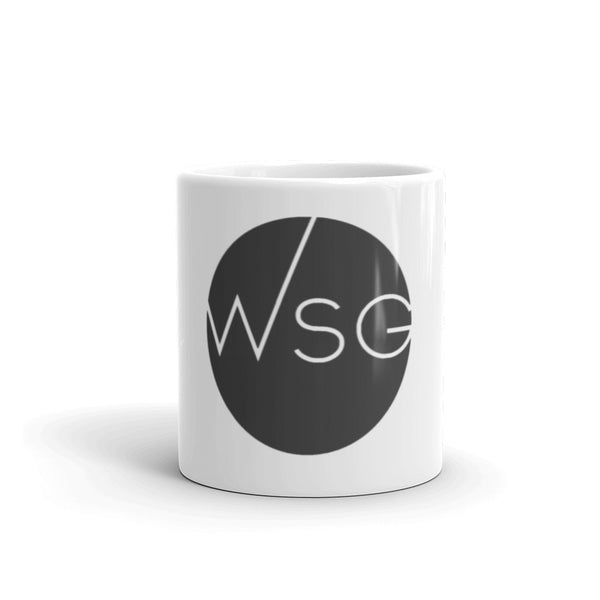 Worship Sound Guy Logo Mug - WorshipSoundGuy