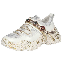 "Load image into Gallery viewer, INDULGE  'Glitter Rhinestone "" Women's Sneakers"