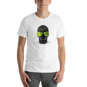"Belgards House of Skulls ""XB-1 Black  Skull"" Tee"