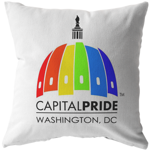 Capital Pride Pillow