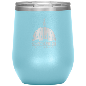 Capital PRIDE 12 Oz Wine Tumbler