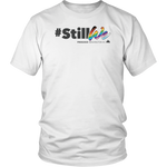 2020 PRIDE Theme StillWE Multi Color Tee