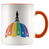 Capital Pride Dome Coffee Mug