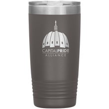 Load image into Gallery viewer, CAPITAL PRIDE 20oz Tumbler
