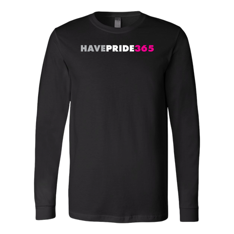 HavePride365 Canvas Long-Sleeve Tee