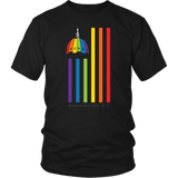 Capital Pride Dome Flag Tee