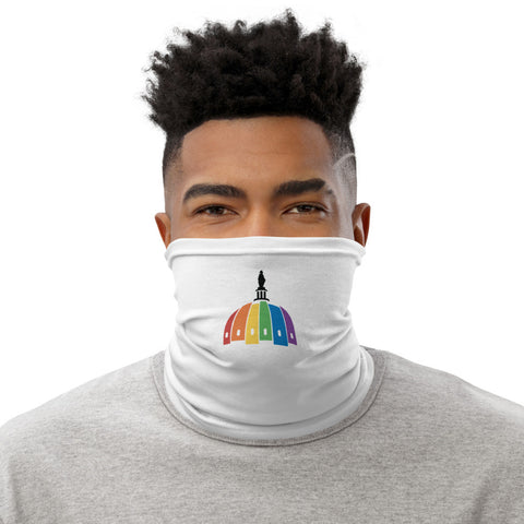 Capital Pride Neck Gaiter
