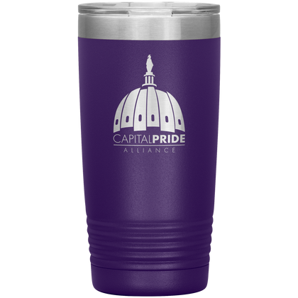 Capital Pride Alliance Tumbler