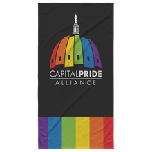 Load image into Gallery viewer, Capital Pride Beach Towel