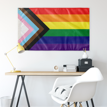 Load image into Gallery viewer, DC Pride Inclusive Flag