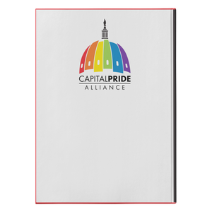 Capital PRIDE Hard Journal