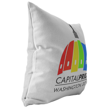 Load image into Gallery viewer, Capital Pride Pillow