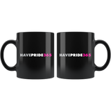 HavePride365 Mug (Black)